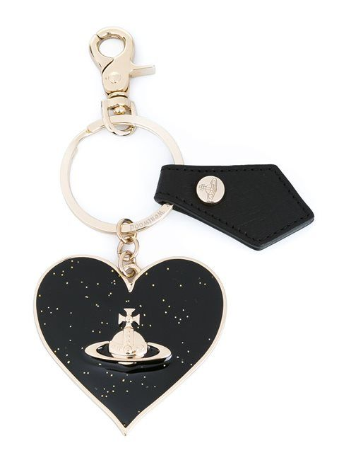 Shop Vivienne Westwood heart keyring  in Capsule By Eso from the world's best independent boutiques at farfetch.com. Shop 400 boutiques at one address.