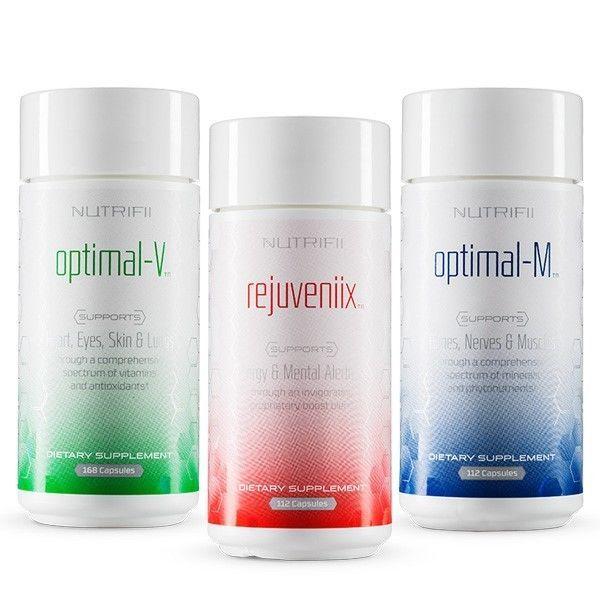 Nutrifii Rejuveniix 5 Hour Energy Booster Super Fruits Ingredient Free Shipping #Ariix