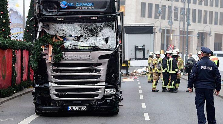 Μυστήριο με το φορτηγό του τρόμου στο Βερολίνο: Αρνείται τα πάντα ο Πακιστανός