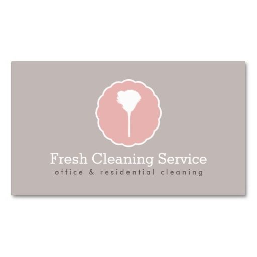 273 best cleaning business cards images on pinterest janitorial cleaning service housekeeper vintage style business card colourmoves