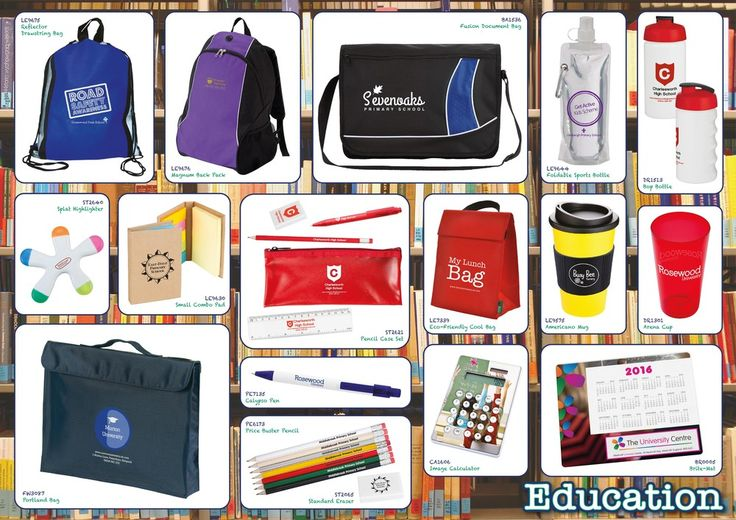 Promotional gifts by Weaver & Bomfords on Promotional