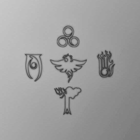Skyrim Magic Symbols