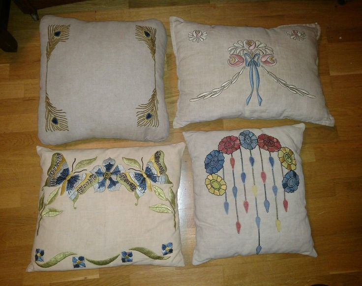 1000+ Images About Arts And Crafts Embroidery On Pinterest
