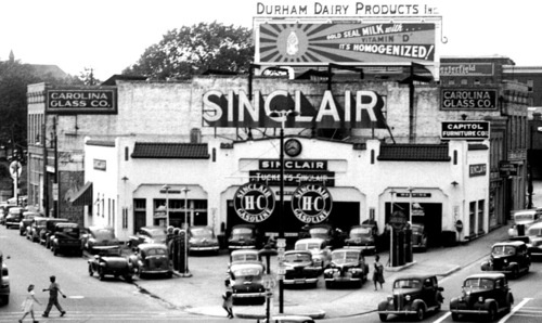 Bronx Car Dealers >> 81 best images about Vintage Filling And Service Stations on Pinterest | Pump, Berenice abbott ...