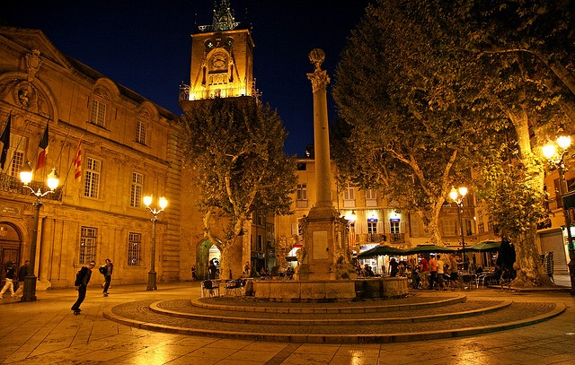 Aix-en-Provence, France - loved so much, could spend the rest of my life here.