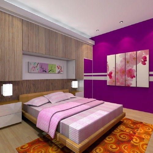 Modern Interior Colors Purple Color Bedroom Masculine: Best 25+ Violet Bedroom Walls Ideas On Pinterest