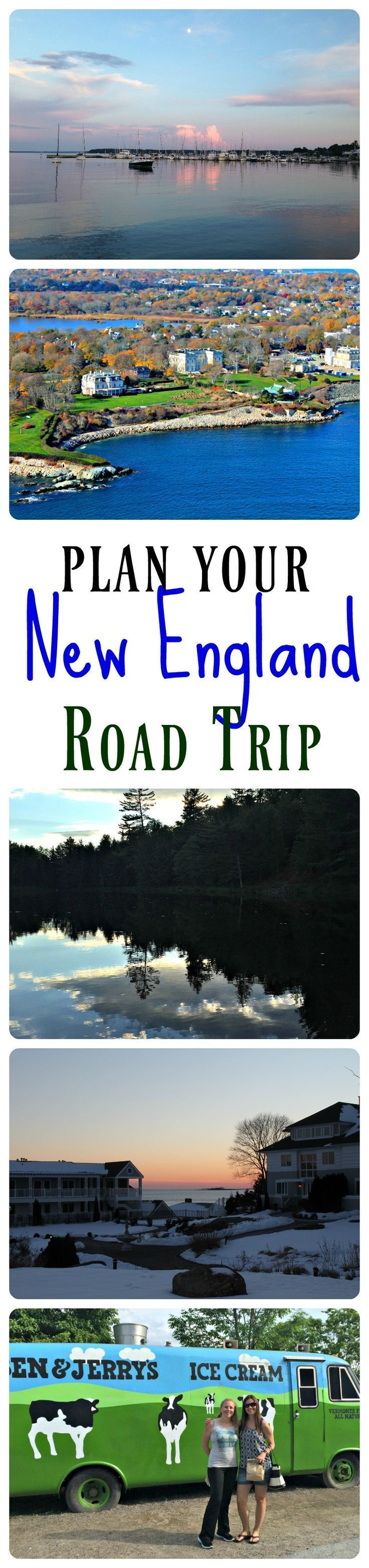 A Local's Guide to New England - The Daily Adventures of Me