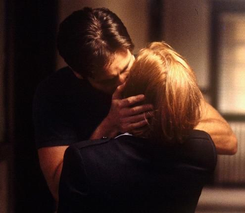 mulder and scully relationship stories in the bible