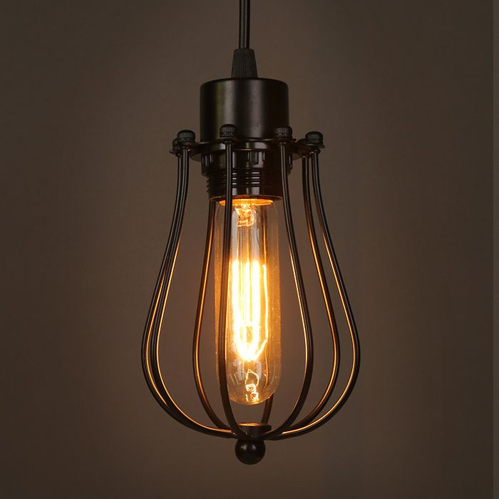 cheap industrial lighting. Find More Pendant Lights Information About Vintage Loft Lustre Industrial Cage Lamps Bar Cheap Lighting