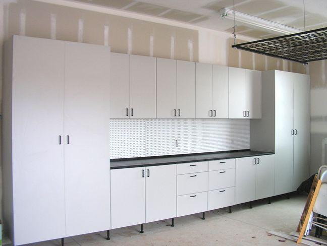 Ikea Garage Cabinets