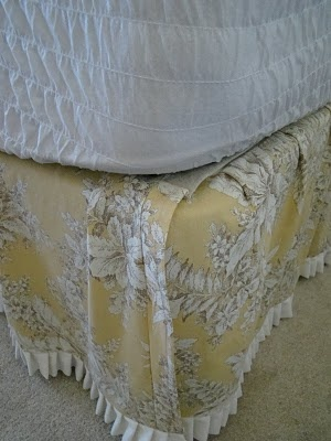 HOW TO MAKE A BEDSKIRT