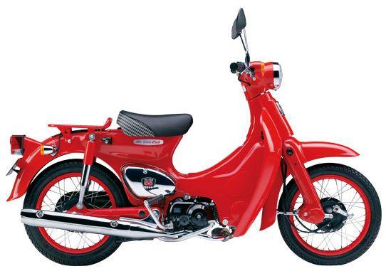 Tak mau kalah dengan langkah Yamaha yang kembali merilis motor klasik namun baru dan modern, Honda baru-baru ini merilis Little Cub 50cc dalam rangka merayakan Super Cub C100 yang ke-55 tahun.