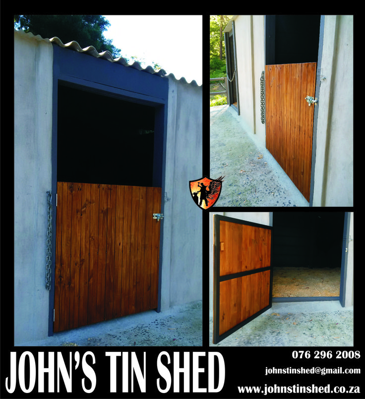 Custom Stable Gates made to order