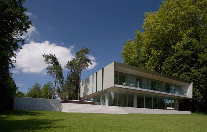 Haus in Bern Sollberger Bögli Architekten House styles