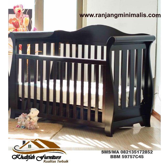 Tempat Tidur Bayi TTB26