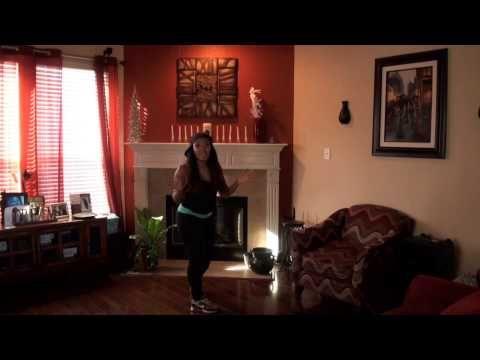 How to Twerk Dance/Workout to ANACONDA by Nicki Minaj (Booty Lifting/Thigh Toning) - YouTube