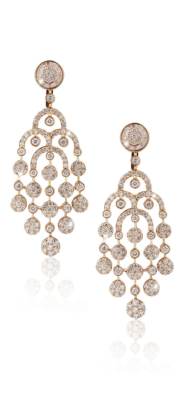#RedCarpet #LailiJewellery #Diamonds #Gold #Earrings #love #celeberate