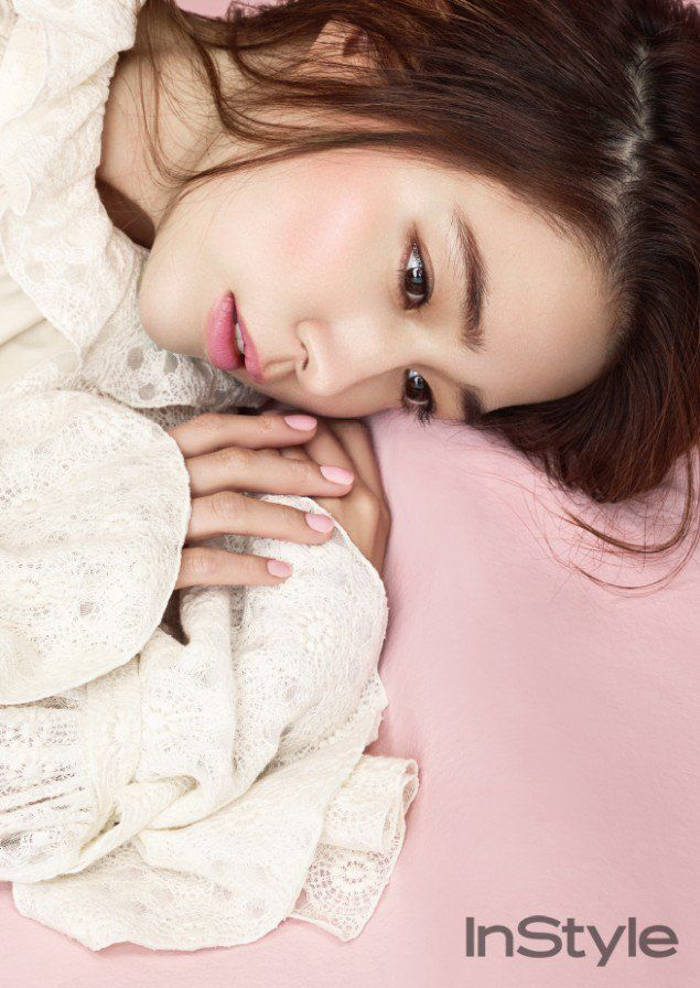 Lee Min Jung updates on self-maintenance and current interests with 'InStyle' | allkpop.com