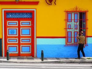 Casa Colorida Bogota