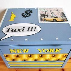 Un jour j'irai à new-york avec toi!