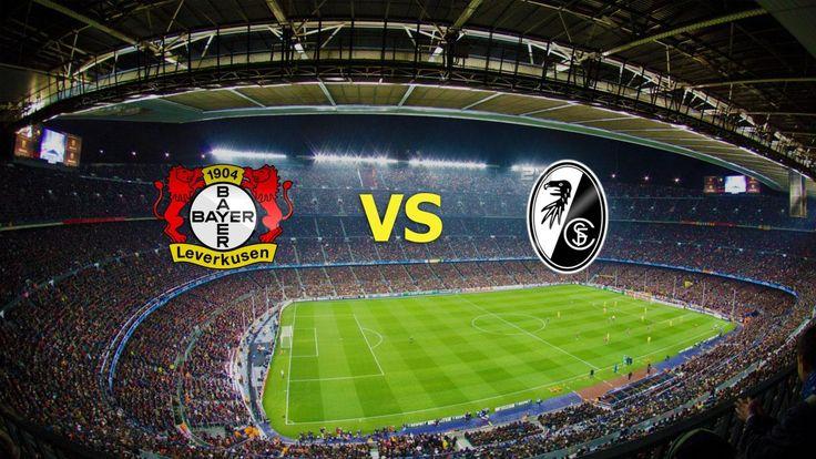 Ver Bayer Leverkusen vs Freiburg EN VIVO Online Bundesliga 03 de Diciembre 2016
