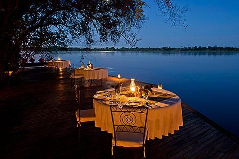Tongabezi, Livingstone & Victoria Falls, Zambia