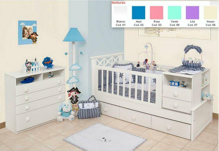 #Dormitorio #Baby Infinity, más info en http://bit.ly/1gZfChV