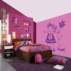Pinterest the world s catalog of ideas - Decoracion paredes habitacion nina ...
