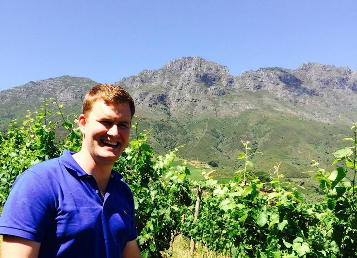 Rustenberg's own Murray Barlow was recently interviewed by USA's James Nokes about the Estate, working in the family business and why you should drink South African wines.