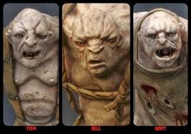 The Hobbit Trolls: The Dead Marshes