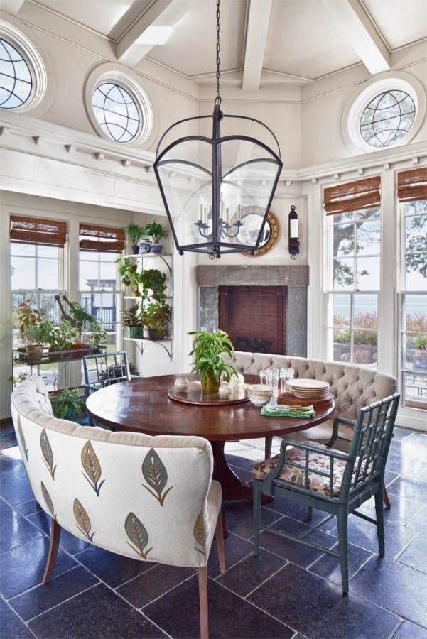 Best 25+ Settee dining ideas on Pinterest | Purple dinning room ...