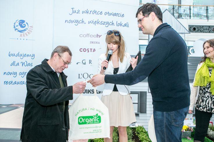 Nagrody od Organic Farma Zdrowia :)