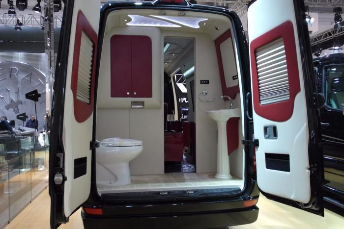 best ever camper van with bathroom - Google Search
