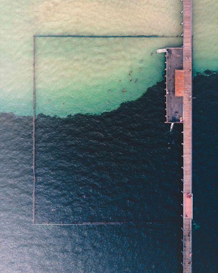 Mr Bo, Moonta, South Australia #travel #color #ocean
