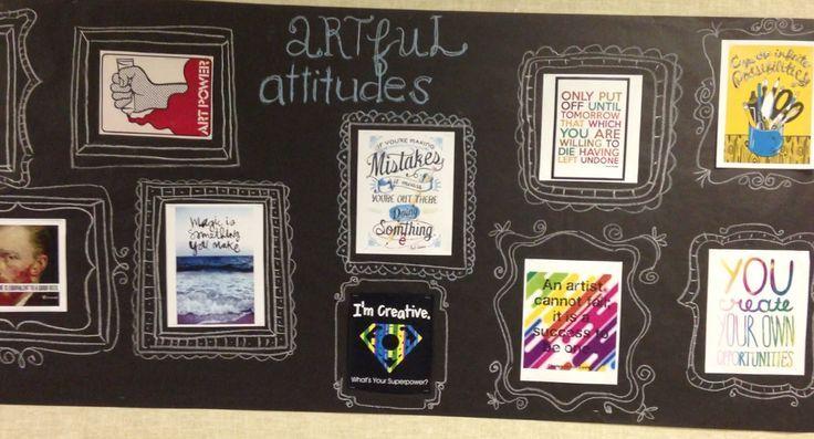 black bulletin board with chalk