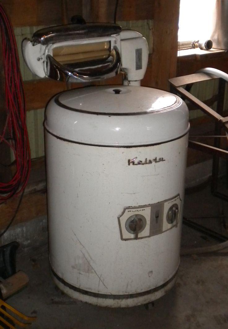 Washing Machine Old Washing Machine