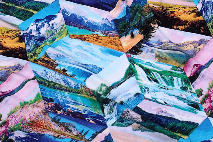 WEwE digital printing of cotton fabric rayon cloth Shu Xiang silk  fabric cloth wholesale-in Fabric from Home & Garden on Aliexpress.com | Alibaba Group