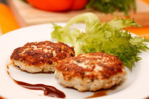 Куриные котлеты - Рецепты куриных котлет - Как правильно готовить