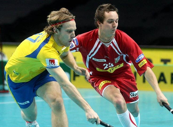 Vojtěch Skalík v utkání se Švédskem - Moravskoslezský deník