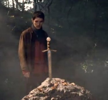 BBC's Merlin Season 4 on Syfy coming in January, can't wait....