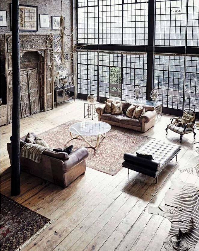 50+ Creatively Industrial Interior Design Ideas for House or Office