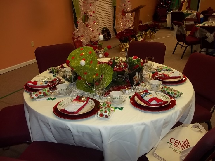 Decorated Tables 15 best church decorating ideas images on pinterest | christmas