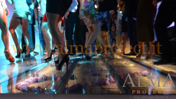 ALMA PROJECT @ CdB - Acrylic transparent dancefloor - 054