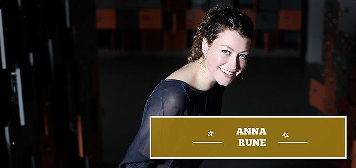 Anna Rune de Beste Singer songwriter 2015!