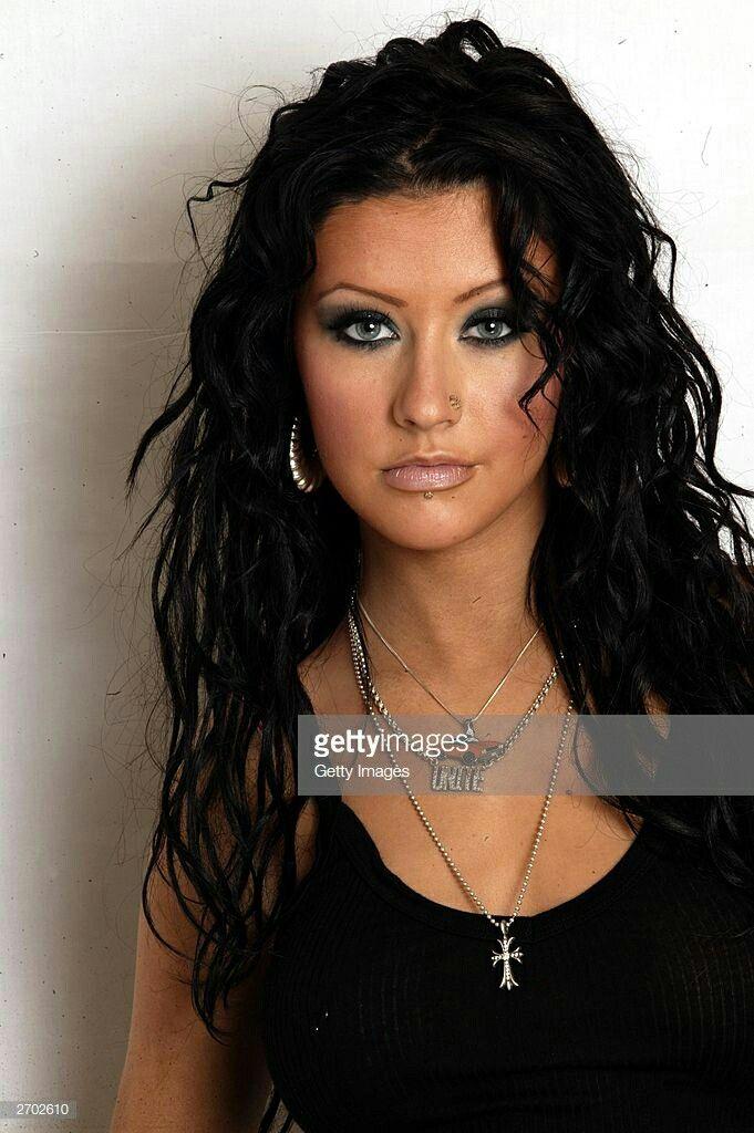 Christina Aguilera Morena 2003 Christina Aguilera Beautiful