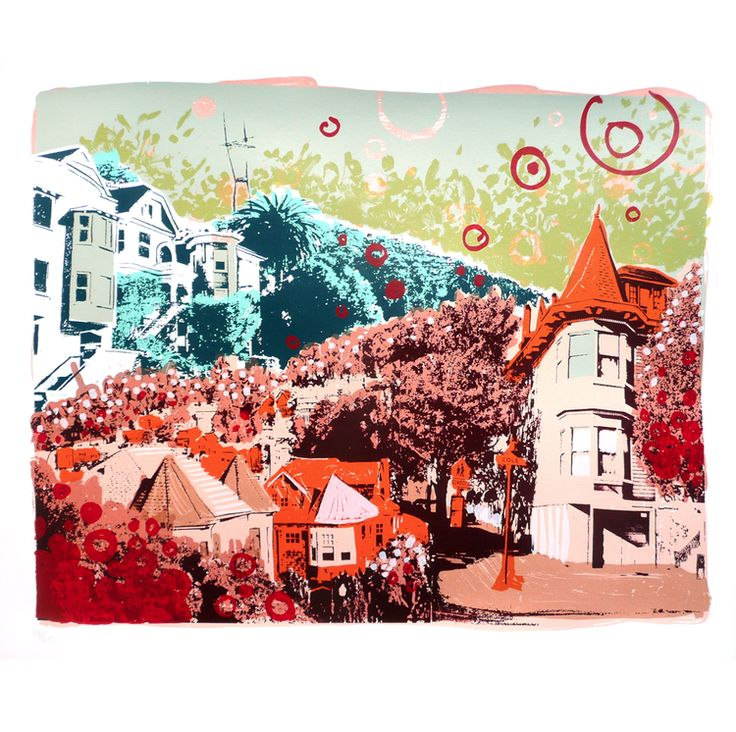 Cole Valley print