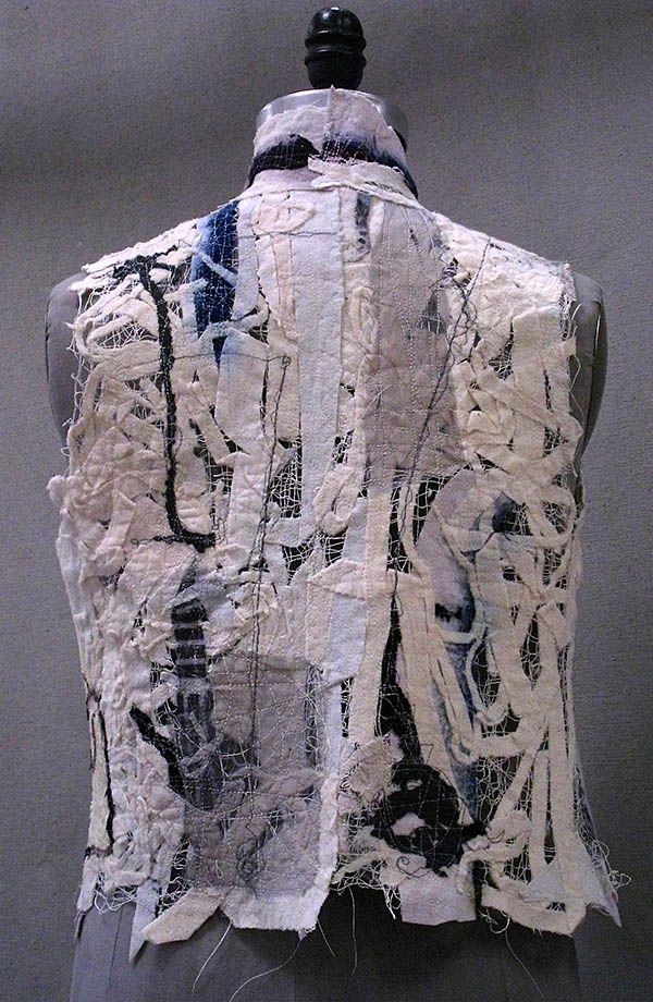 EF Redo Vest-of-Shirts | Holly Badgley Design