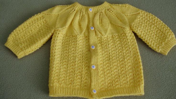 Jacket for little ones   http://zerrinceelisleri.blogspot.com