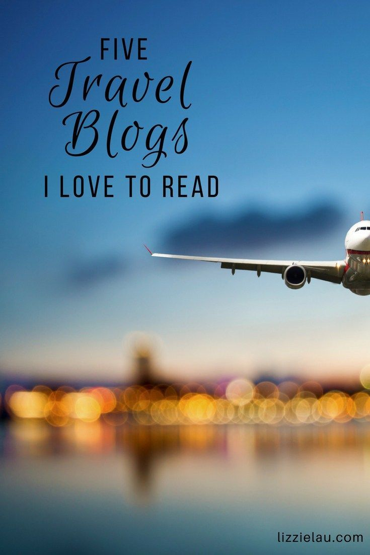 The writers of these five travel blogs are true travel influencers, and are a constant source of inspiration and if I�m honest – some degree of envy!