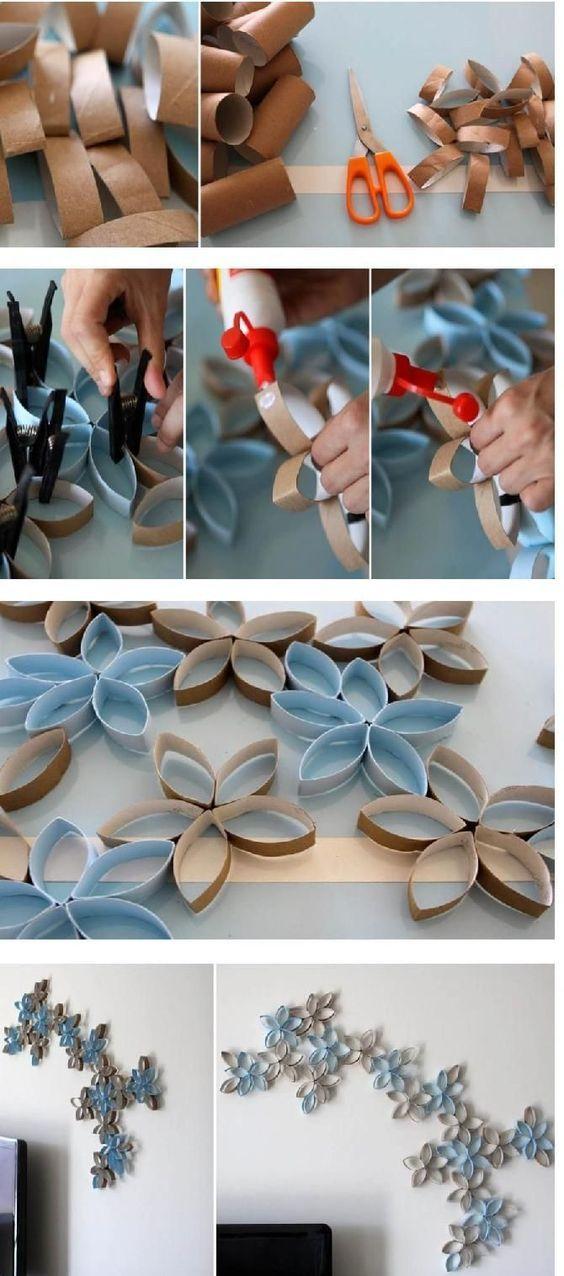 DIY home decor ideas, do it your self crafts